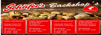 "Schäfer`s"" Backshop"